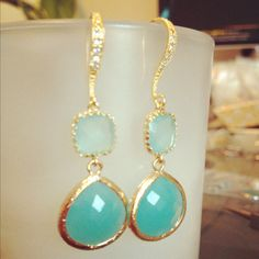 earring gold, gold mint
