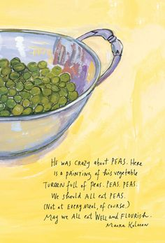 Food Rules: An Eater's Manual, illustrated by the great Maira Kalman