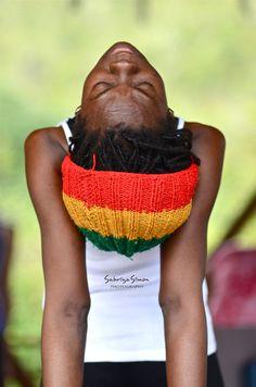 Jamaica Jahmaica - Rasta Yoga - Hold a Meditation, Positive Vibrations (St Ann, Jahmaica)