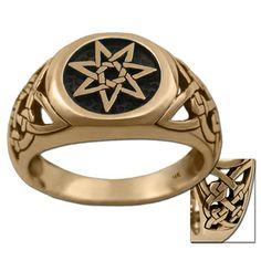 Septagram Ring