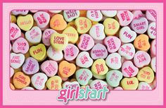 STEM valentines