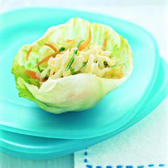 Coleslaw Cups | MyRecipes.com
