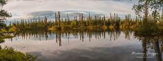 From our #trip to #Alaska. When I saw this place I was in awe: I had to #create #panorama!! and yes, I will be printing it, probably on metal.