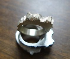 Bronze Wooden Ring