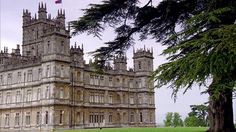 Located west of London, Highclere Castle just happens to be the set of the hit series Downton Abbey