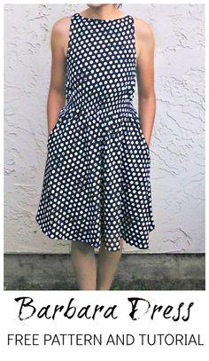 On the Cutting Floor - Barbara Dress