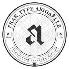 frak type circular logo