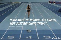 lo jone, runner chic, workout motiv