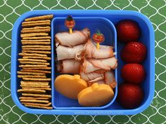Just Another Day in Paradise: Back-to-School Lunch Ideas