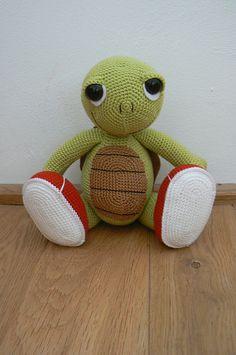 Ravelry: Otto the Turtle pattern by Katka Reznickova