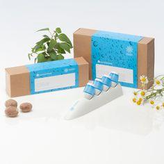 Take an #Aromatherapy Shower with Essio Starter Kit   Organic Spa Magazine's 2013 Gift Guide: Eco-Beauty   #OrganicSpaMagazine
