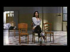 Rosas | ROSAS DANST ROSAS: Anne Teresa de Keersmaekers: Video dans: titmisch als minimal maar ook expressief als pina bausch. verschil tussen theater en film opheffen.