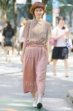 Momoko's STYLE -TOKYO STREET STYLE | スタイルアリーナ style-arena.jp