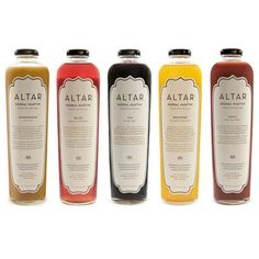 ALTAR Variety 5 Pack, $92, now featured on Fab.