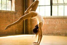 gymnastics!