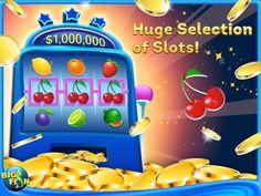 Big Fish Casino - Free Slots, Vegas Slots and Slot Tournaments App by Big Fish Games.