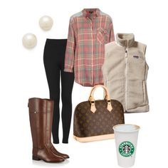 Comfy and cozy outfit!