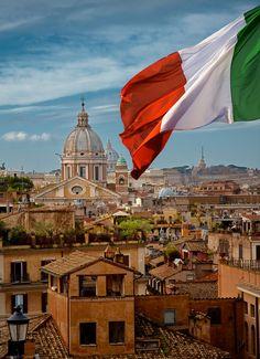 Rome. Take me back!