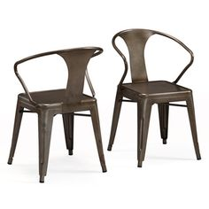 Vintage Tabouret Stacking Chair (Set of 4) | Overstock.com Shopping - The Best Deals on Dining Chairs
