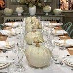 White pumpkins - Love them