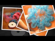 Learn how to Make Deco Mesh Wreaths: ebook $38