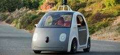 A Look at Google's First Self-Driving Car