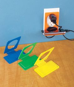 Sets of 4 Cell Phone Charging Stations ABC Distributing