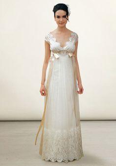Vintage Lace Wedding Dresses 4