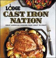 Giveaway: Lodge Cast Iron Nation by the Lodge Company [Expires 9.11.14] #giveaways