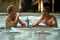 Into the Blue, Paul Walker and Scott Caan