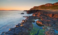 Staffin Bay, Isle of Skye - Scotland Landscape Photography by Fortunato Gatto