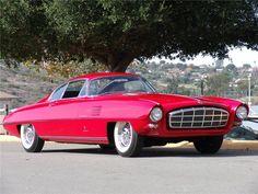 Italian style American auto