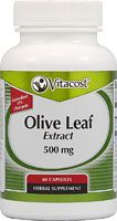 Vitacost Olive Leaf Extract - Standardized