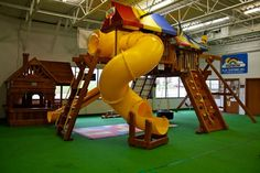 Spend two hours on a room full of Rainbow Play Systems in Bloomington for $6.