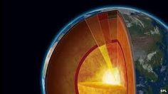Earth's iron core surprisingly weak