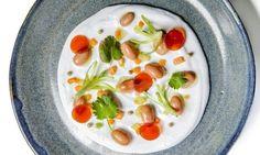 Fagioli e cardamomo. Una bella #ricetta #vegana che guarda all'India, combinando i legumi con la versatile spezia. Chef Simone Salvini   /   Beans and cardamom. A nice #vegan #recipe inspired by India which combines legumes and a versatile spice