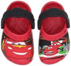 Crocs Cars 2 Custom Clog (Toddler/Little Kid) (bestseller)