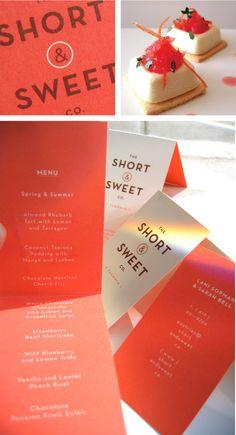 Short & Sweet Branding