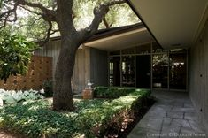 Mid-Century Home at 5848 Colhurst Street, Dallas, Texas