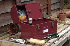 Tool & Tuck box.  Burgon & Ball