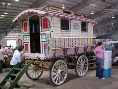 Beautiful Caravan