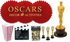 Oscars Party Ideas