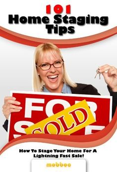 Sell Your House Fast!: How To Stage Your Home and Sell Your House Fast With 101 Home Staging Tips by Anne Taylor. $5.26