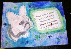 MM Postcard by Shelley Graham Turner