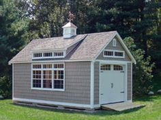 Reeds Ferry Outdoor Sheds
