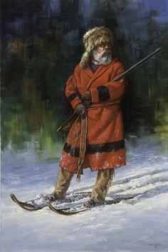 fur trapper http://www.gerrymetz.com/