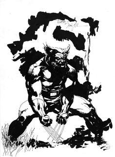 Jim Lee- Wolverine