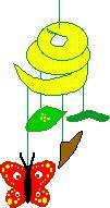 caterpillar life cycle mobile