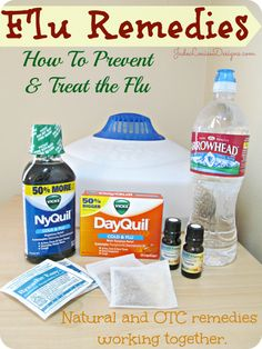 Flu Remedies; How to understand, prevent and Combat cold and flu season! #fluremedies #coldremedies #health #flu #vicks #spon