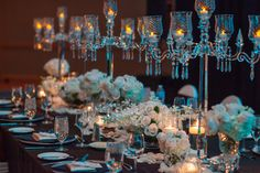 Head Table Detail